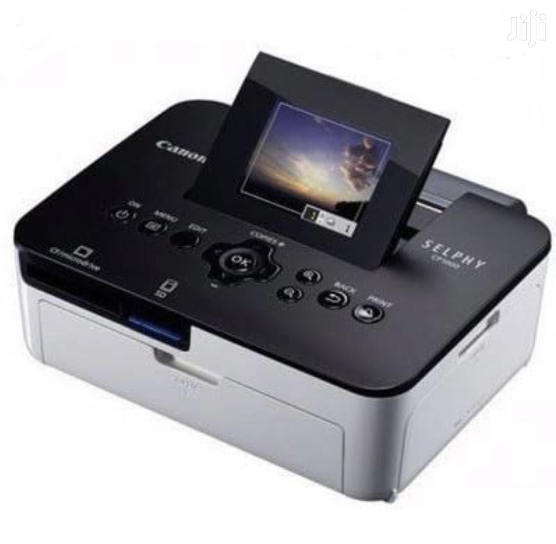 Archive: Canon Printer