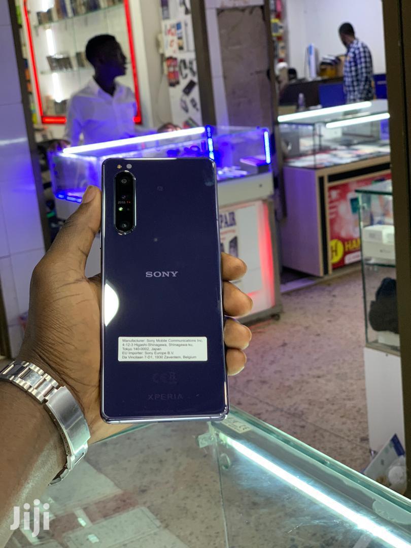 New Sony Xperia 1 II 256GB Blue
