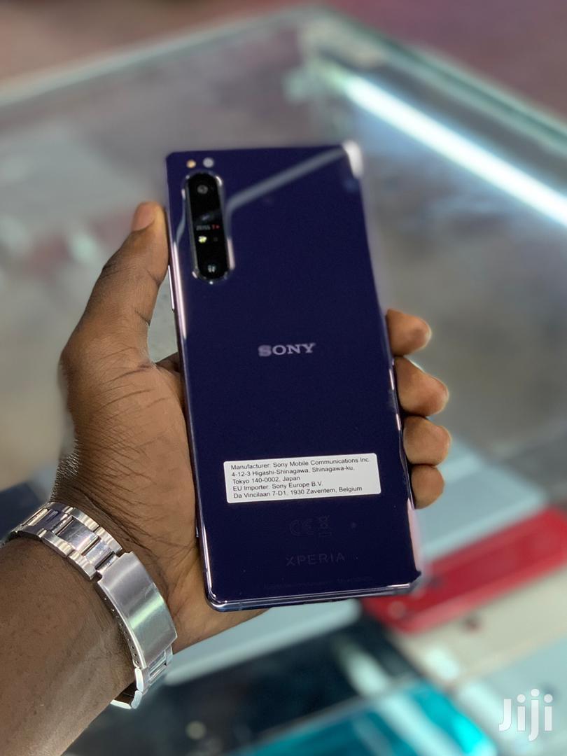 New Sony Xperia 1 II 256GB Blue   Mobile Phones for sale in Kampala, Central Region, Uganda