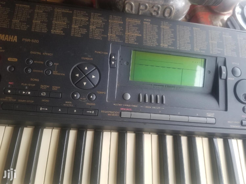 Yamaha Keyboard PSR 520