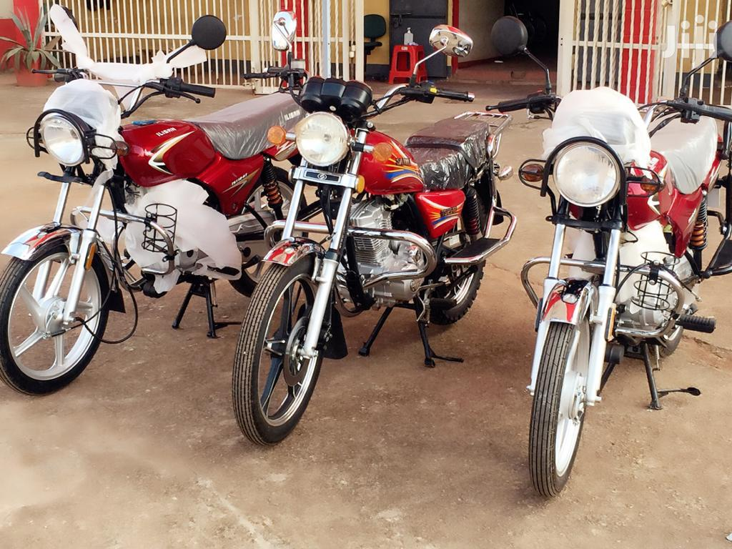 New Ilisan TS110-ST 2019 Red | Motorcycles & Scooters for sale in Kampala, Central Region, Uganda