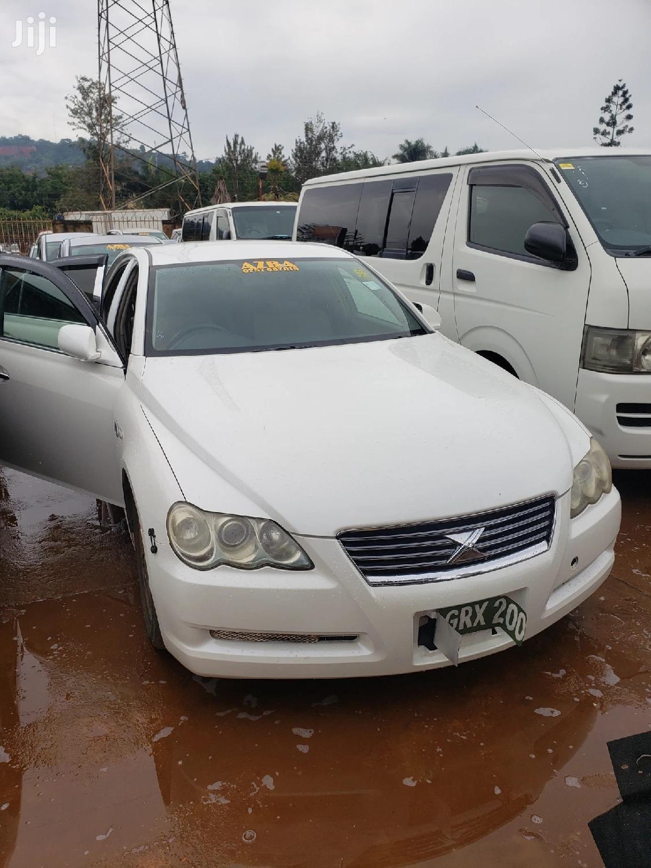 Toyota Mark X 2006 White