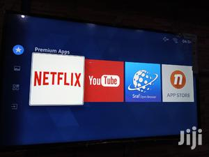 Hisense 43 Inches Smart Digital Satellite Flat Screen TV | TV & DVD Equipment for sale in Central Region, Kampala