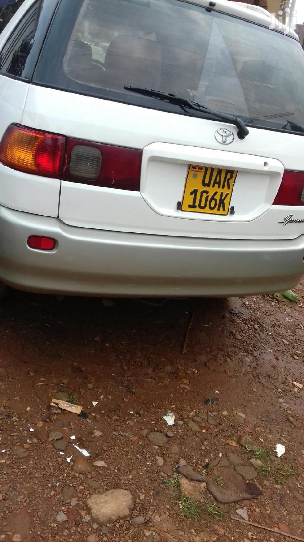 Archive: Toyota Ipsum 1998 White