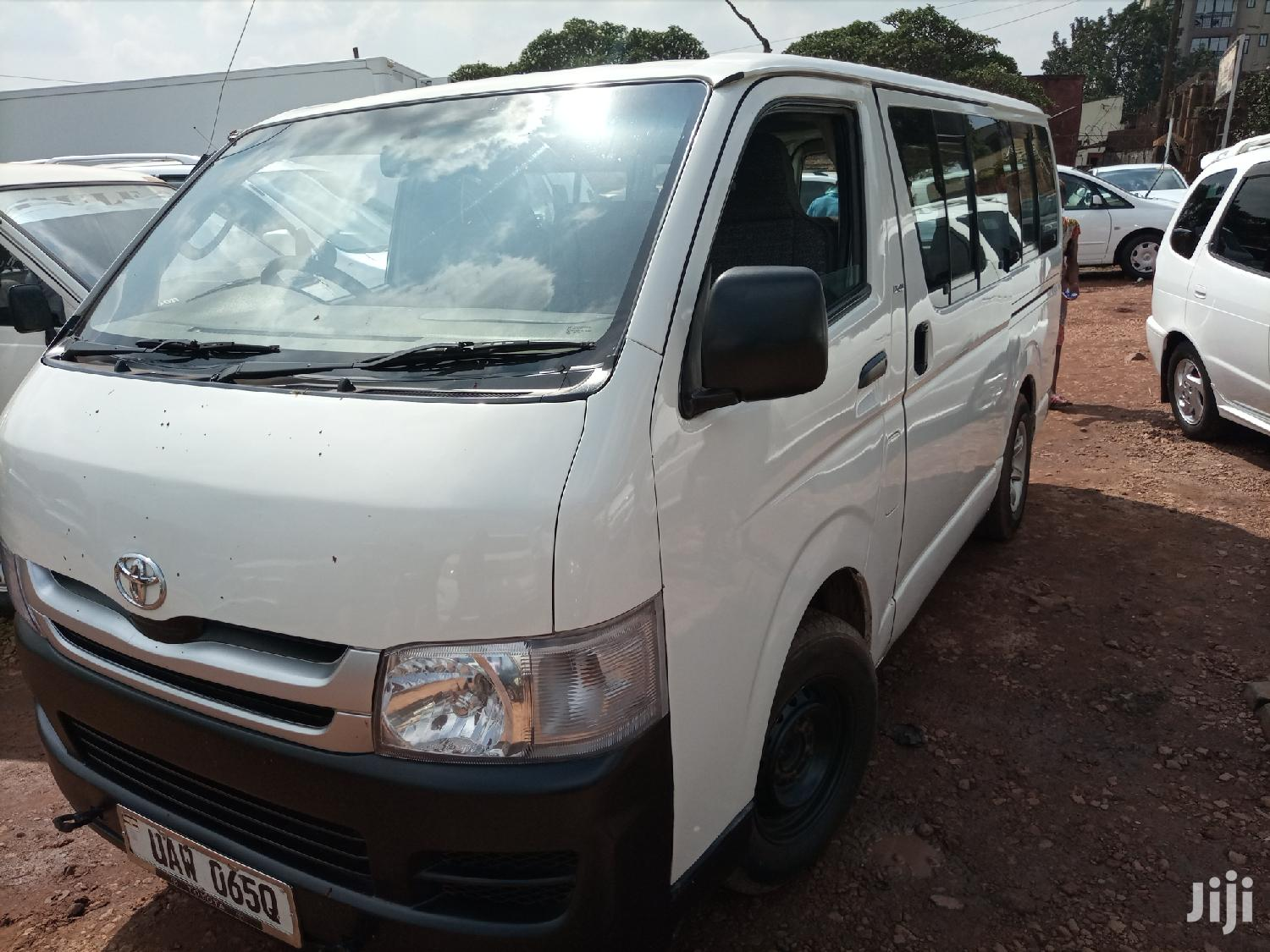 Toyota Hiace Mini Bus | Buses & Microbuses for sale in Kampala, Central Region, Uganda