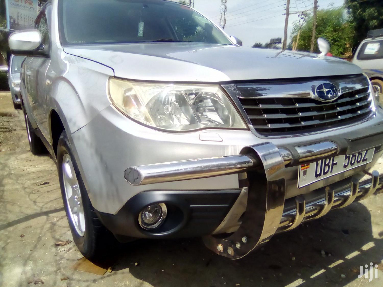 Subaru Forester 2008 Silver   Cars for sale in Kampala, Central Region, Uganda