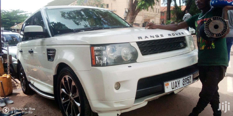 Archive: Land Rover Range Rover Sport 2011 White