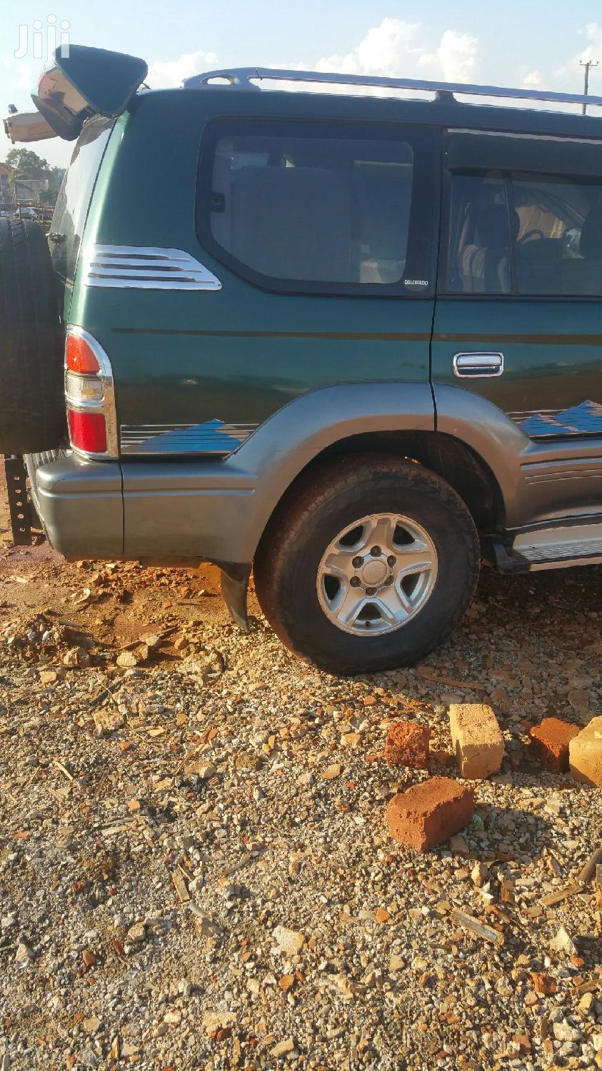 Toyota Land Cruiser Prado 1997 Green | Cars for sale in Kampala, Central Region, Uganda