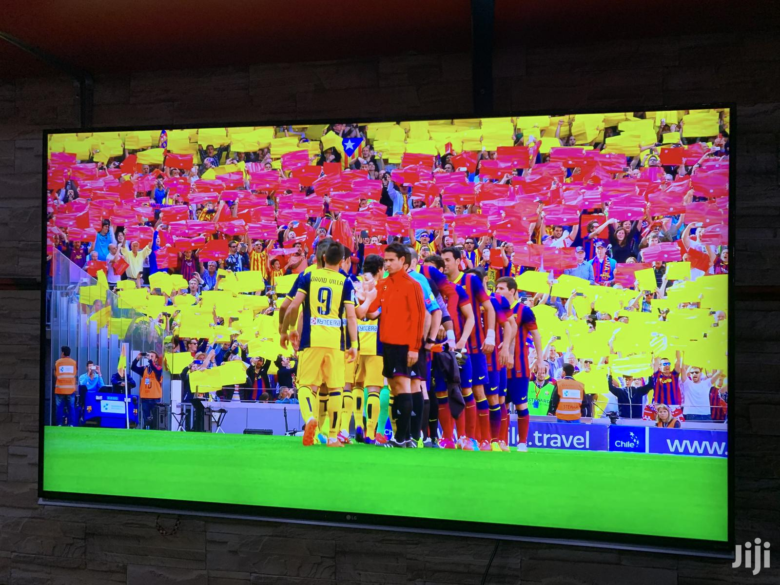 LG 65inches Smart Uhd 4K 3D Enabled | TV & DVD Equipment for sale in Kampala, Central Region, Uganda