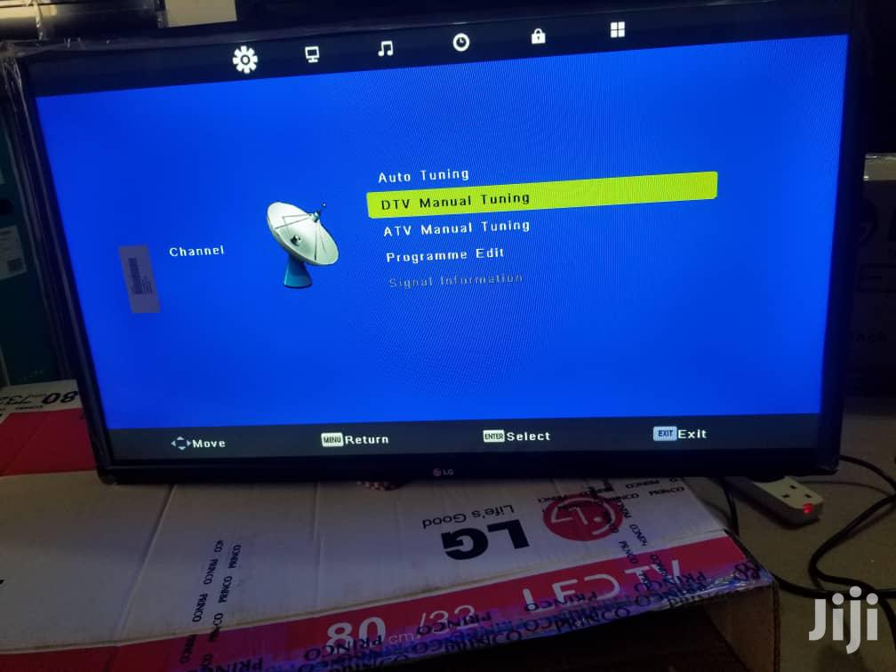 Brand New LG Digital With Free To Air Decoder TV 22 Inches   TV & DVD Equipment for sale in Kampala, Central Region, Uganda