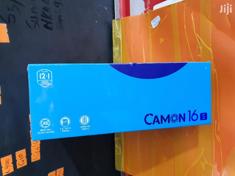 New Tecno Camon 16S 128 GB | Mobile Phones for sale in Kampala, Central Region, Uganda