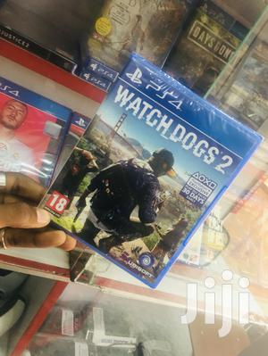 Watch Dogs Ps4 Game | Video Games for sale in Central Region, Kampala