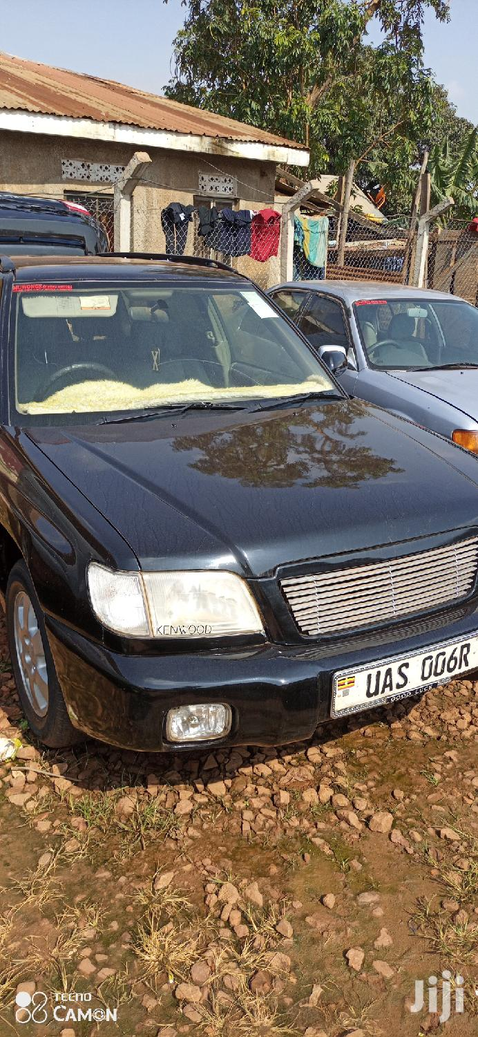 Subaru Forester 1999 Black
