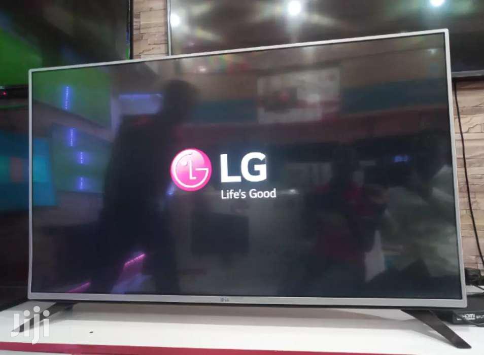 LG Digital Flat Screen TV 49 Inches