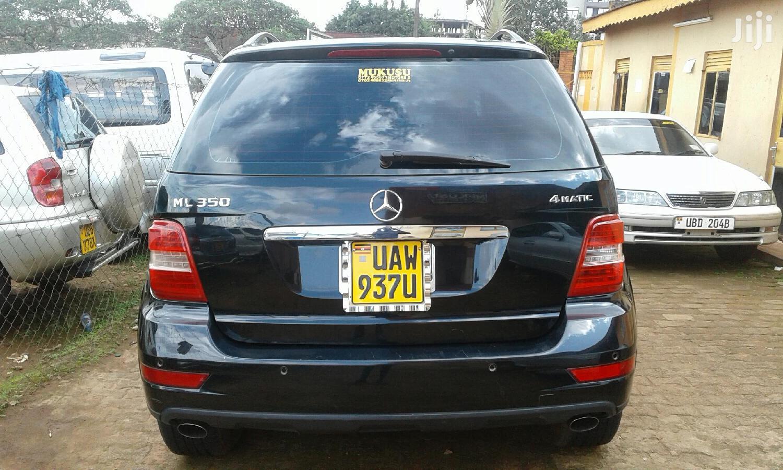 New Mercedes-Benz M Class 2007 Black | Cars for sale in Kampala, Central Region, Uganda