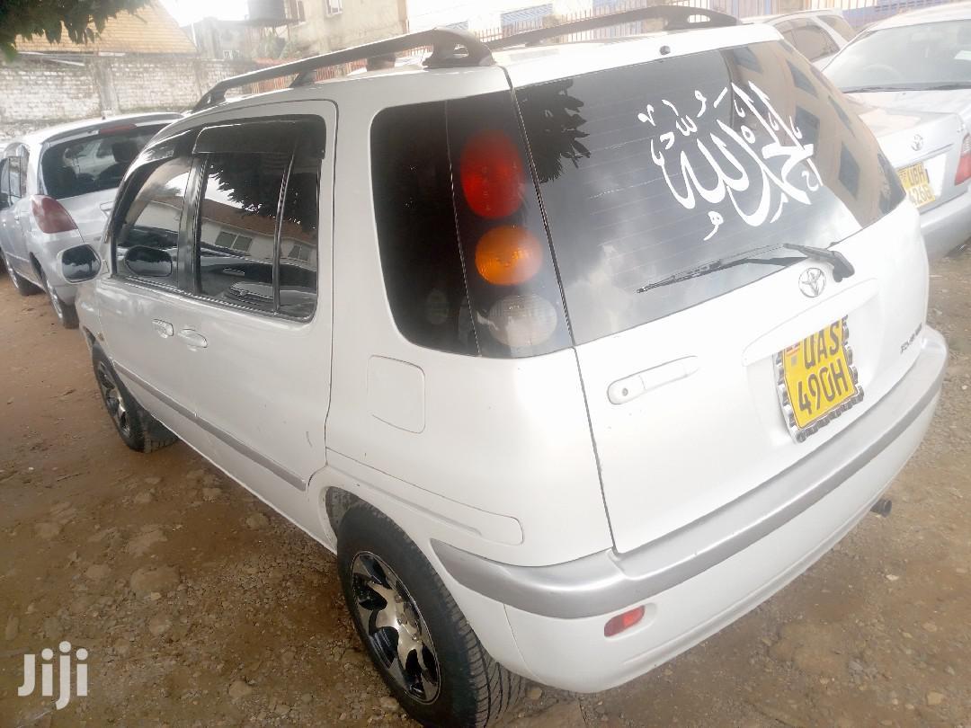 New Toyota Raum 1999 White   Cars for sale in Kampala, Central Region, Uganda