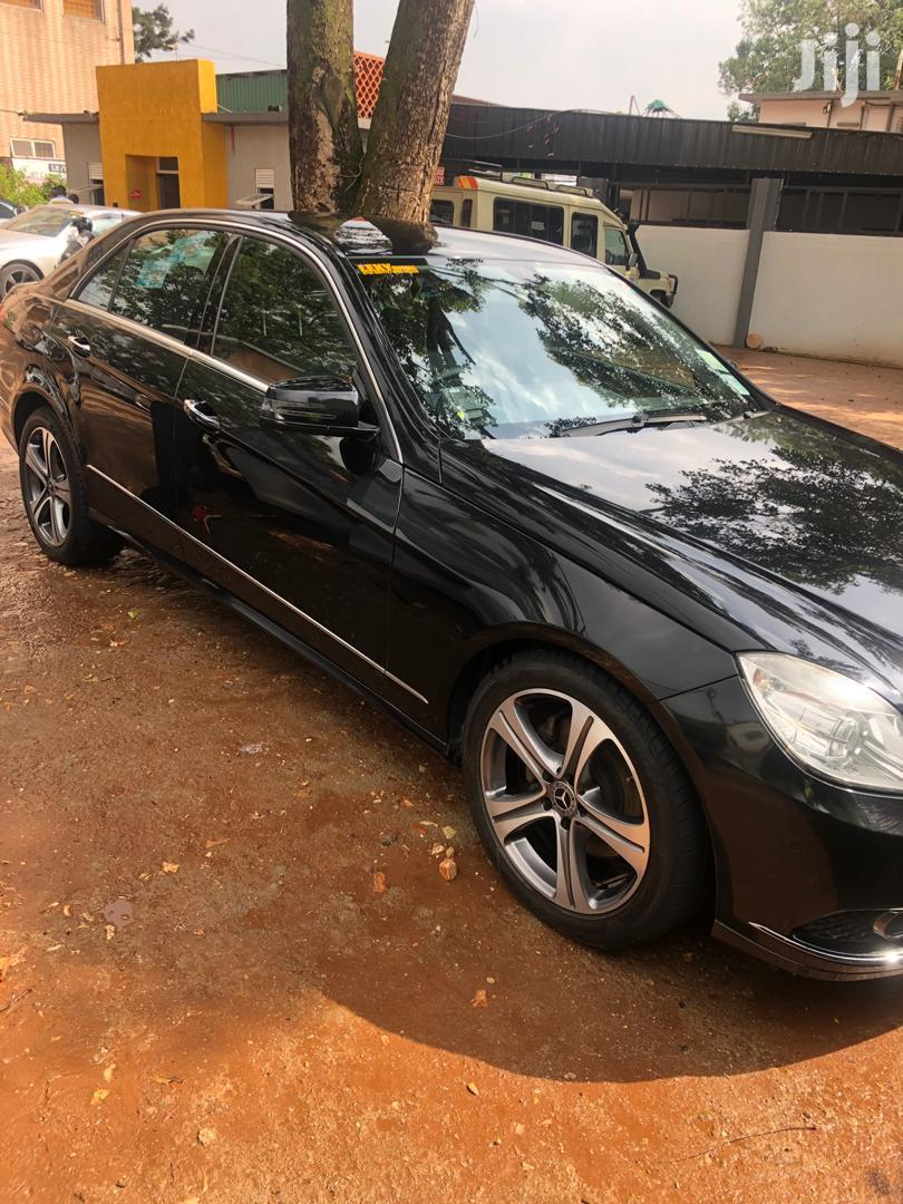 Mercedes-Benz E300 2010 Black | Cars for sale in Kampala, Central Region, Uganda