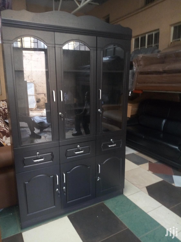 Cupboard Black New Model