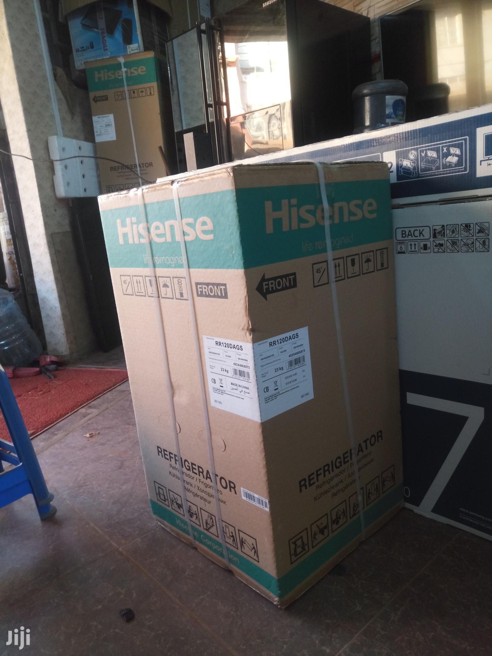 Hisense 120L Refrigerator