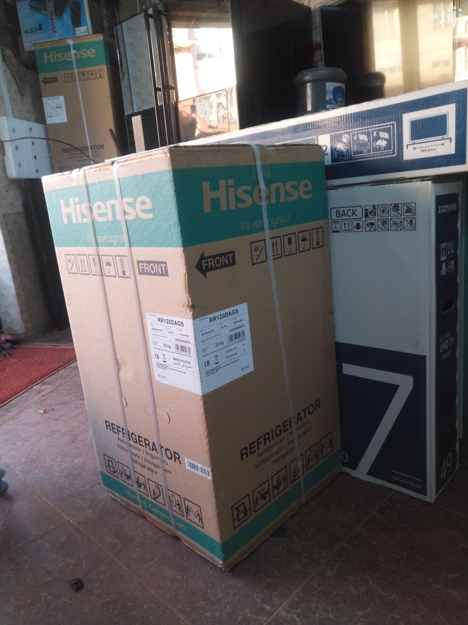 Hisense 120L Refrigerator | Kitchen Appliances for sale in Kampala, Central Region, Uganda