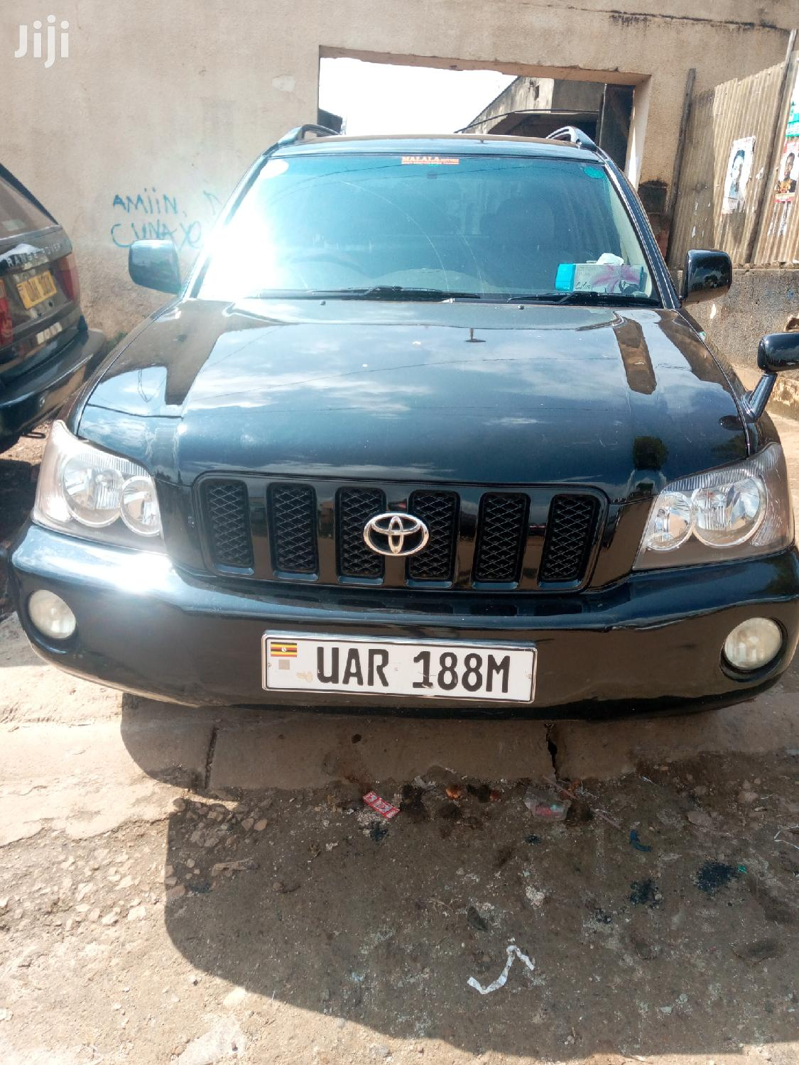 Toyota Kluger 2004 Black | Cars for sale in Kampala, Central Region, Uganda