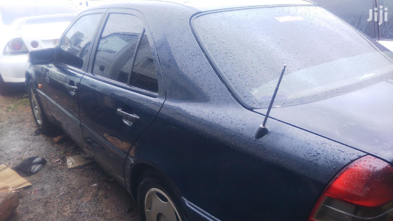 Mercedes-Benz C200 1997 Blue | Cars for sale in Kampala, Central Region, Uganda