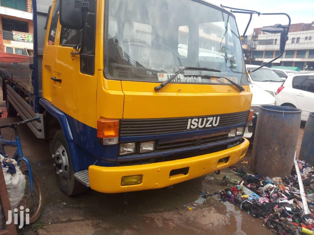 Archive: ISUZU UBH Accident Free