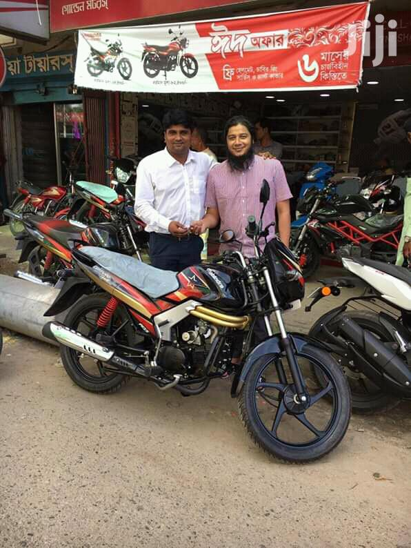 Mahindra Rock Star 110cc Black 2017 | Motorcycles & Scooters for sale in Kampala, Central Region, Uganda