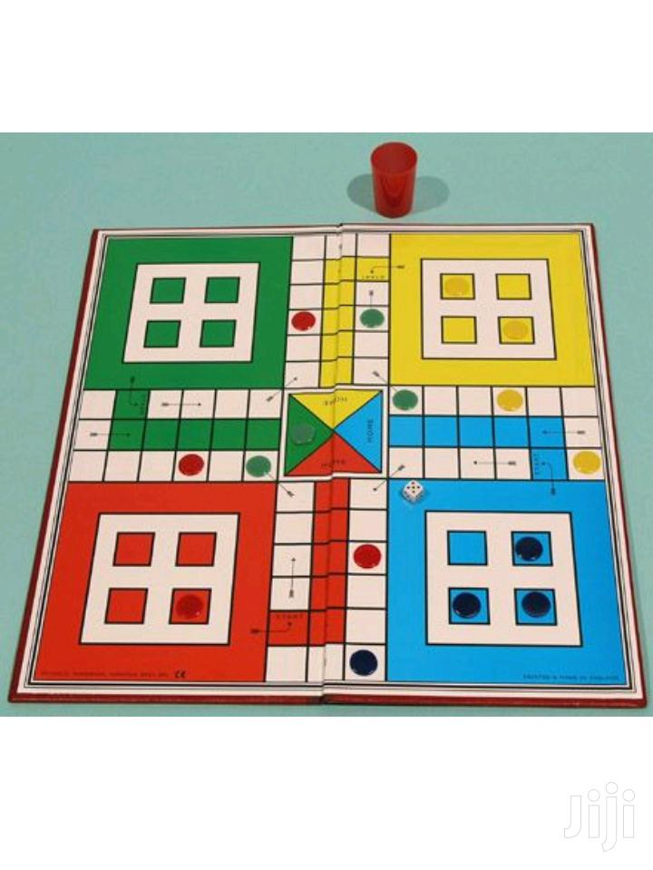 Ludo Game Board - Big Size