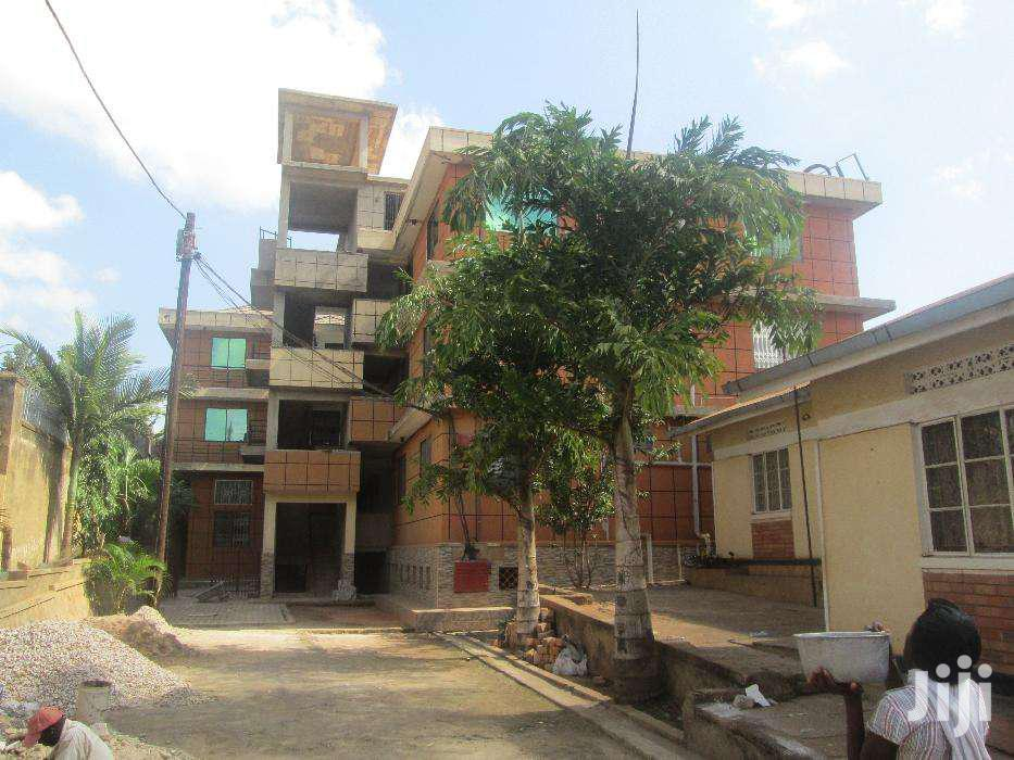 Two Bedroom Apartment In Bweyogerere Main Road For Rent