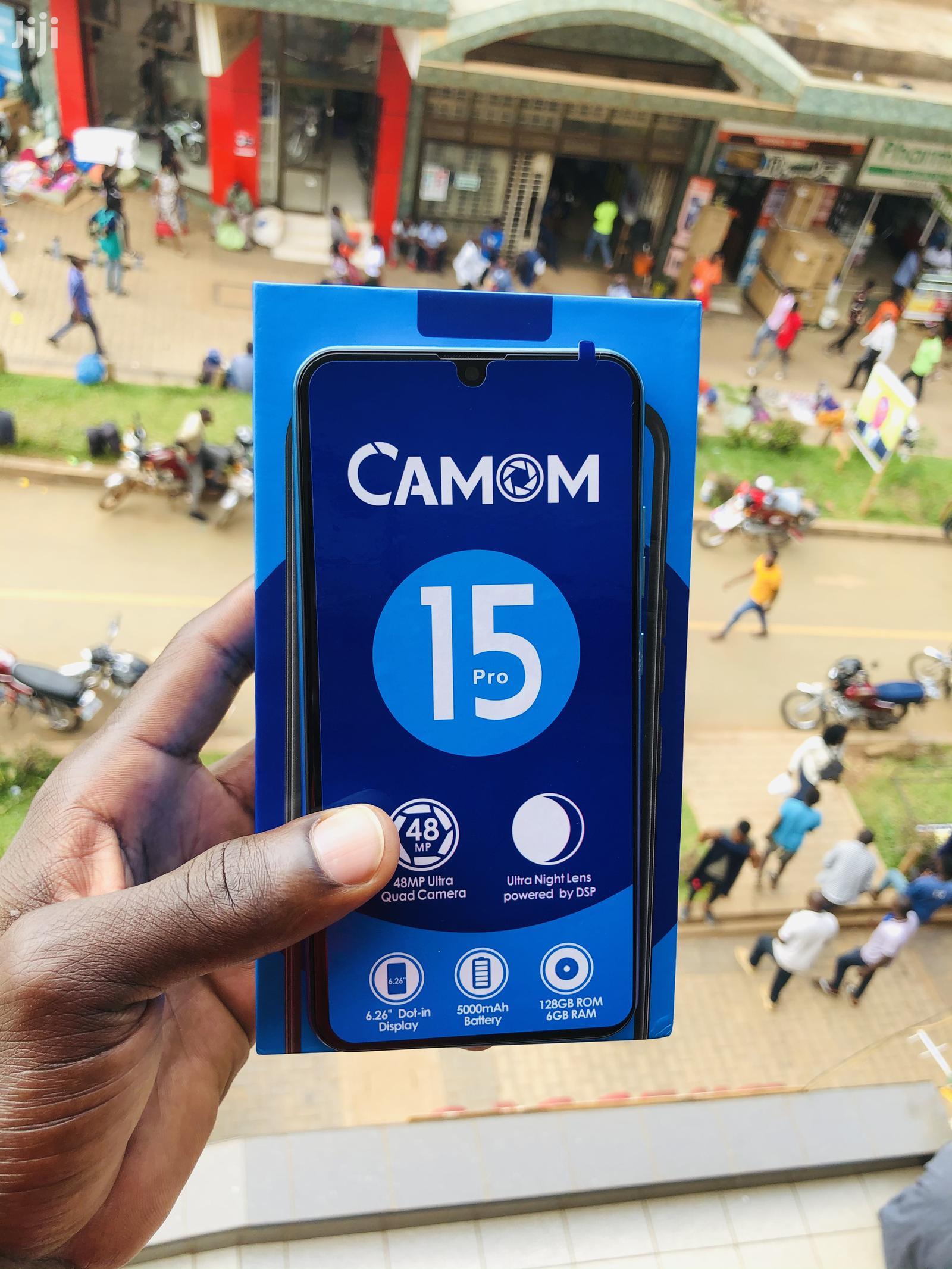 New Tecno Camon 15 Pro 128 GB