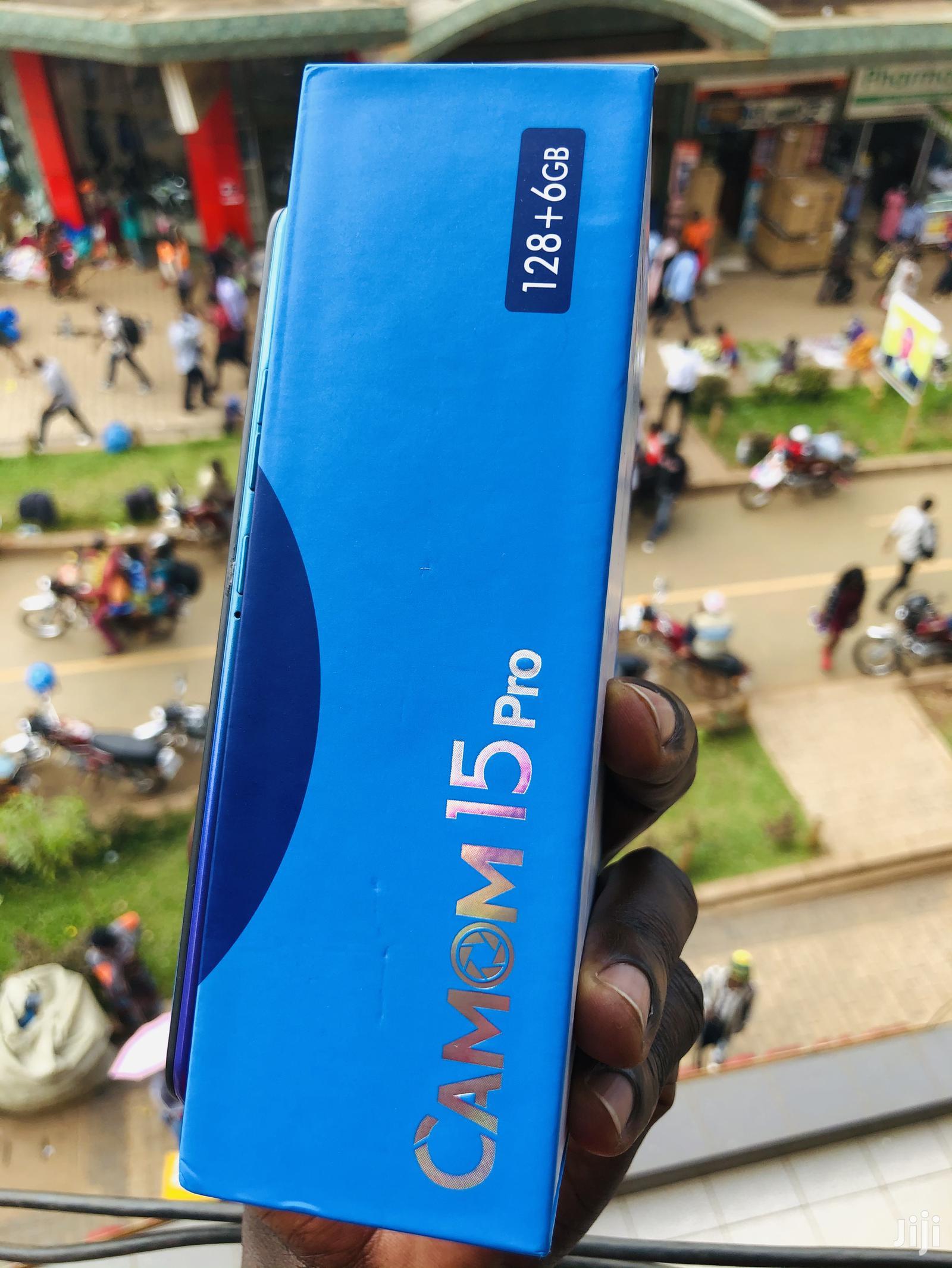 New Tecno Camon 15 Pro 128 GB | Mobile Phones for sale in Kampala, Central Region, Uganda