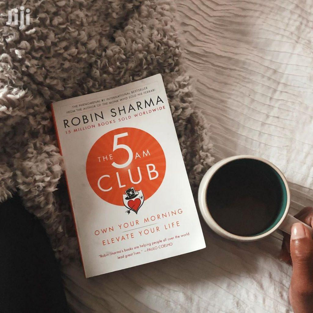 Archive: The 5 AM Club: Own Your Morning. Elevate Your Life. (E-book)