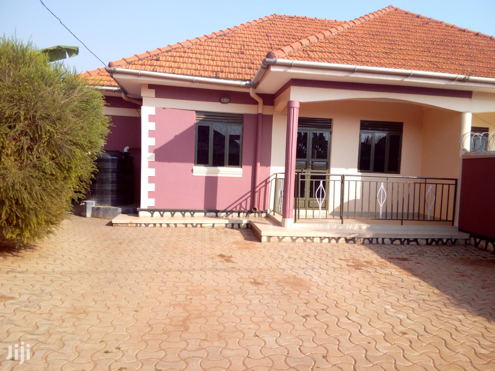 NAMUGONGO Two Bedrooom Two Toilets Standalone House