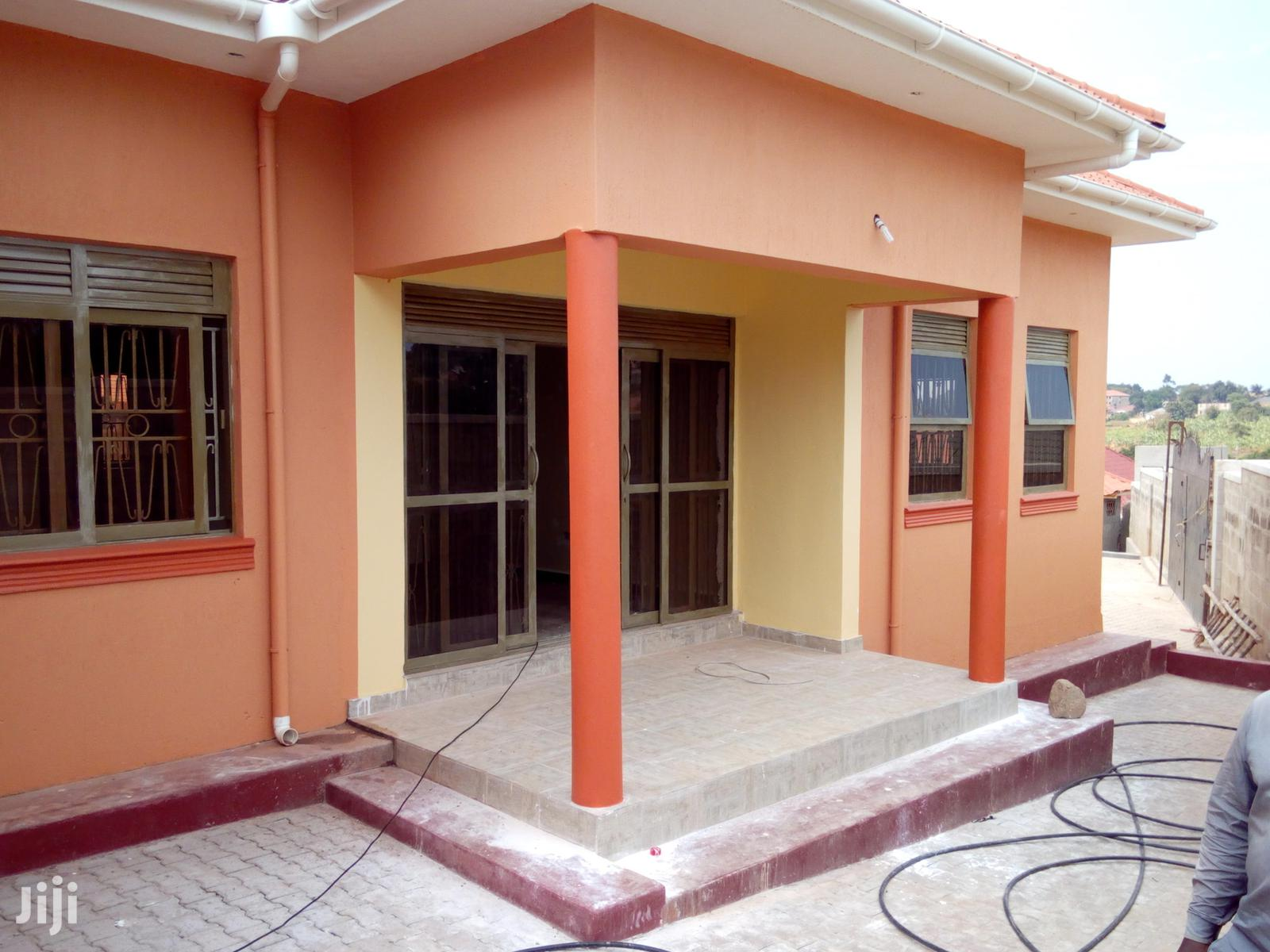 Kireka Namugongo Road New Self Contained Double Room House For Rent