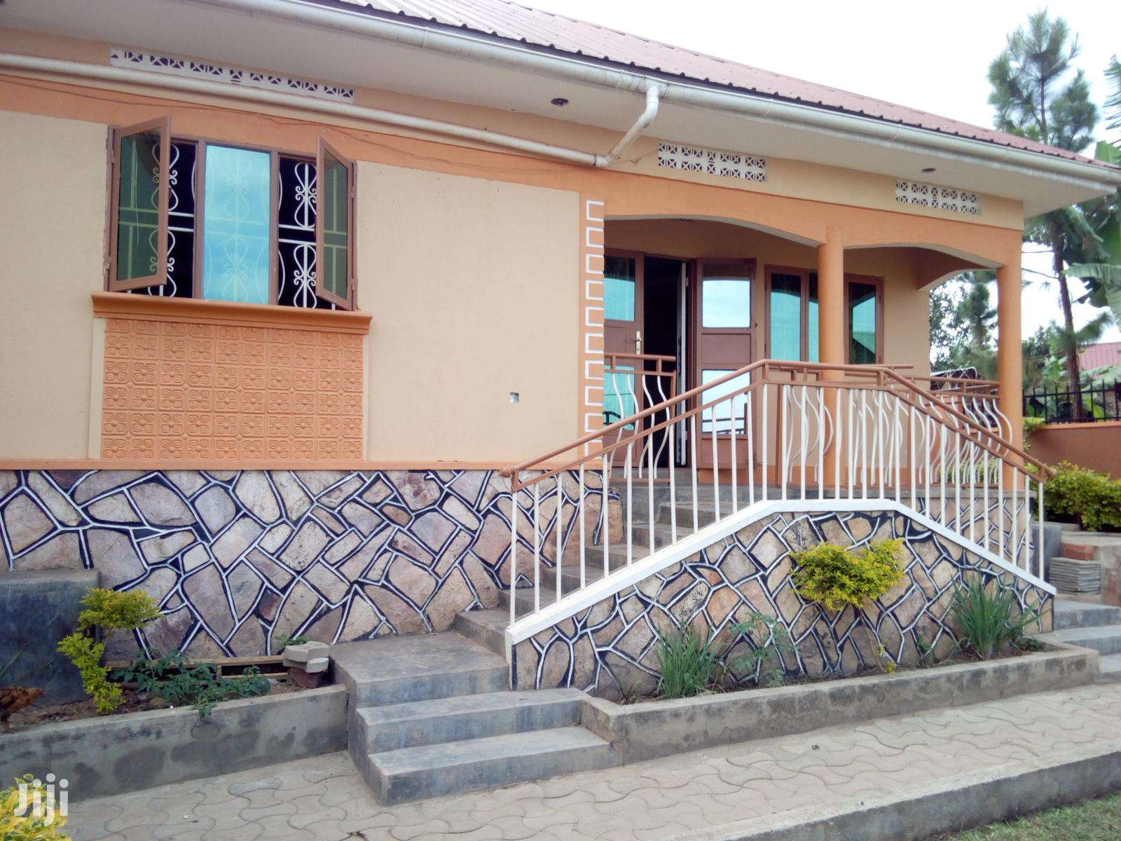 Bweyogerere Self Contained Double Room House For Rent