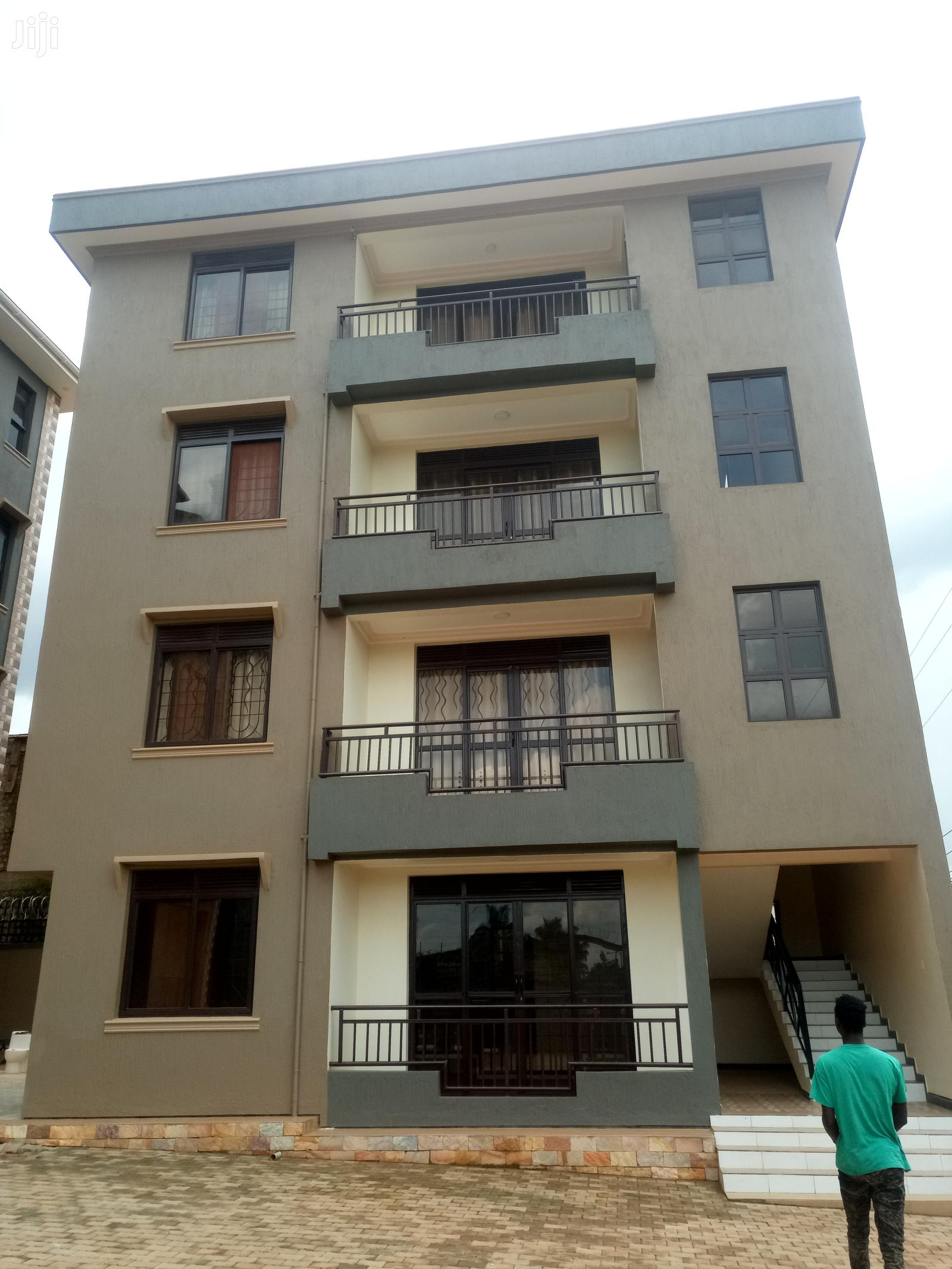 NAJJERA Executive Self Contained Double Room Apartmnt