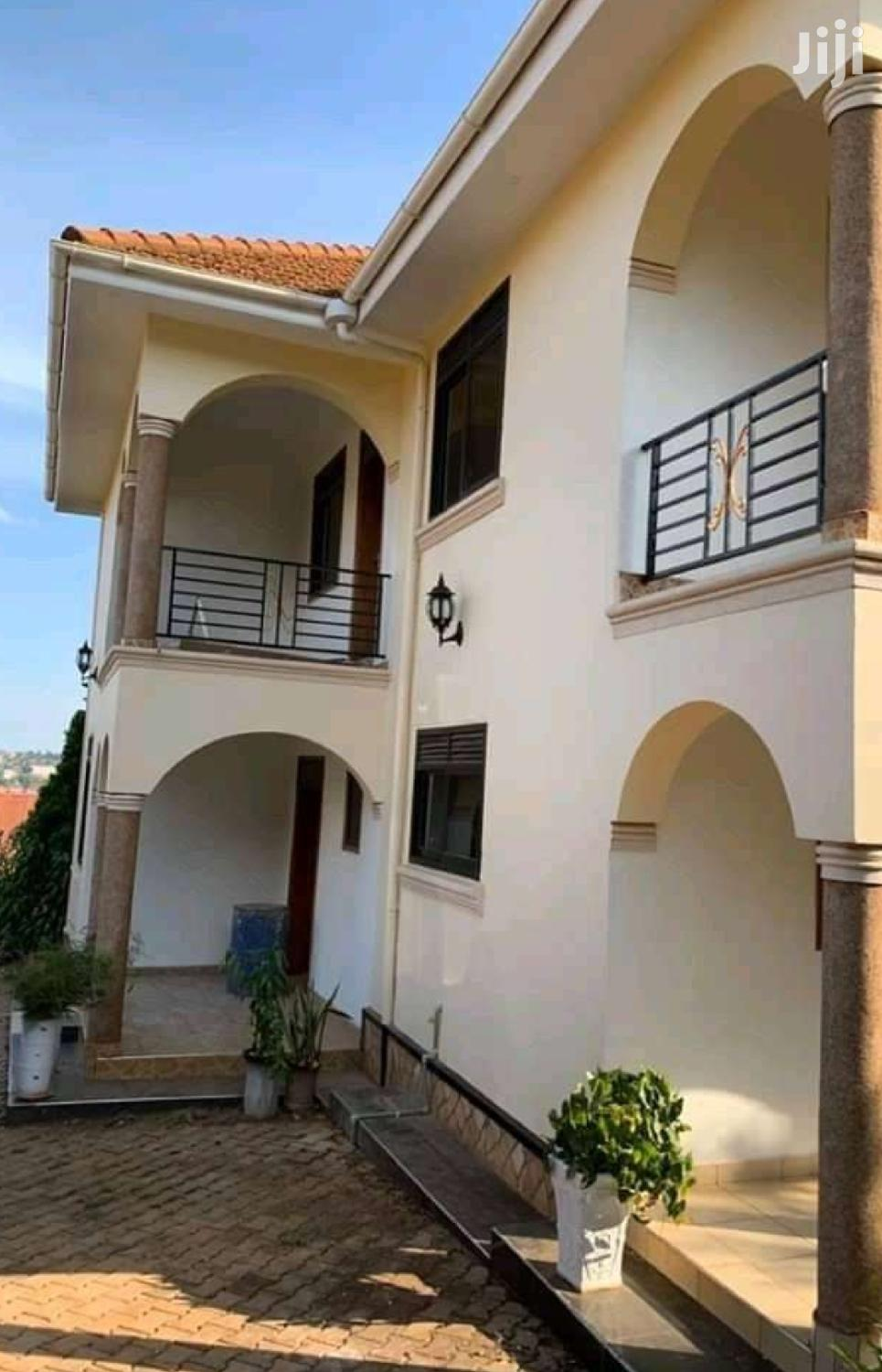 Ntinda 4 Bedrooms Duplex Stand Alone For Rent