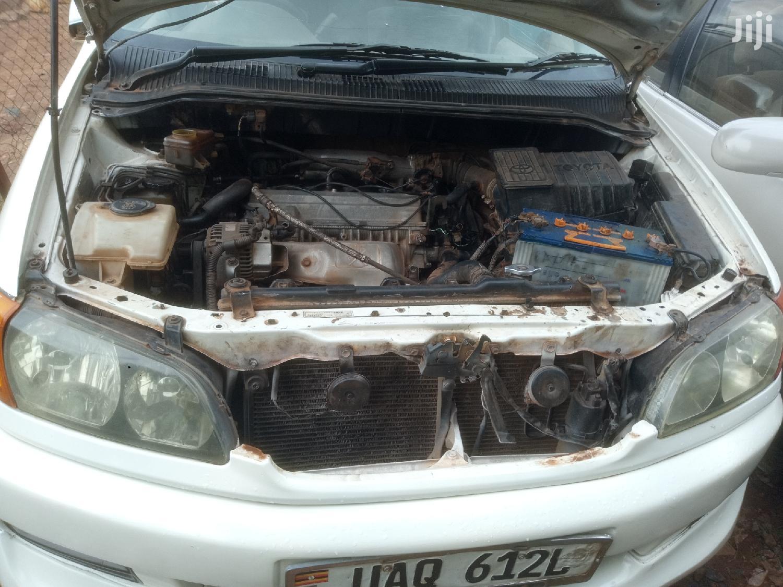 Archive: Toyota Ipsum 2000 White