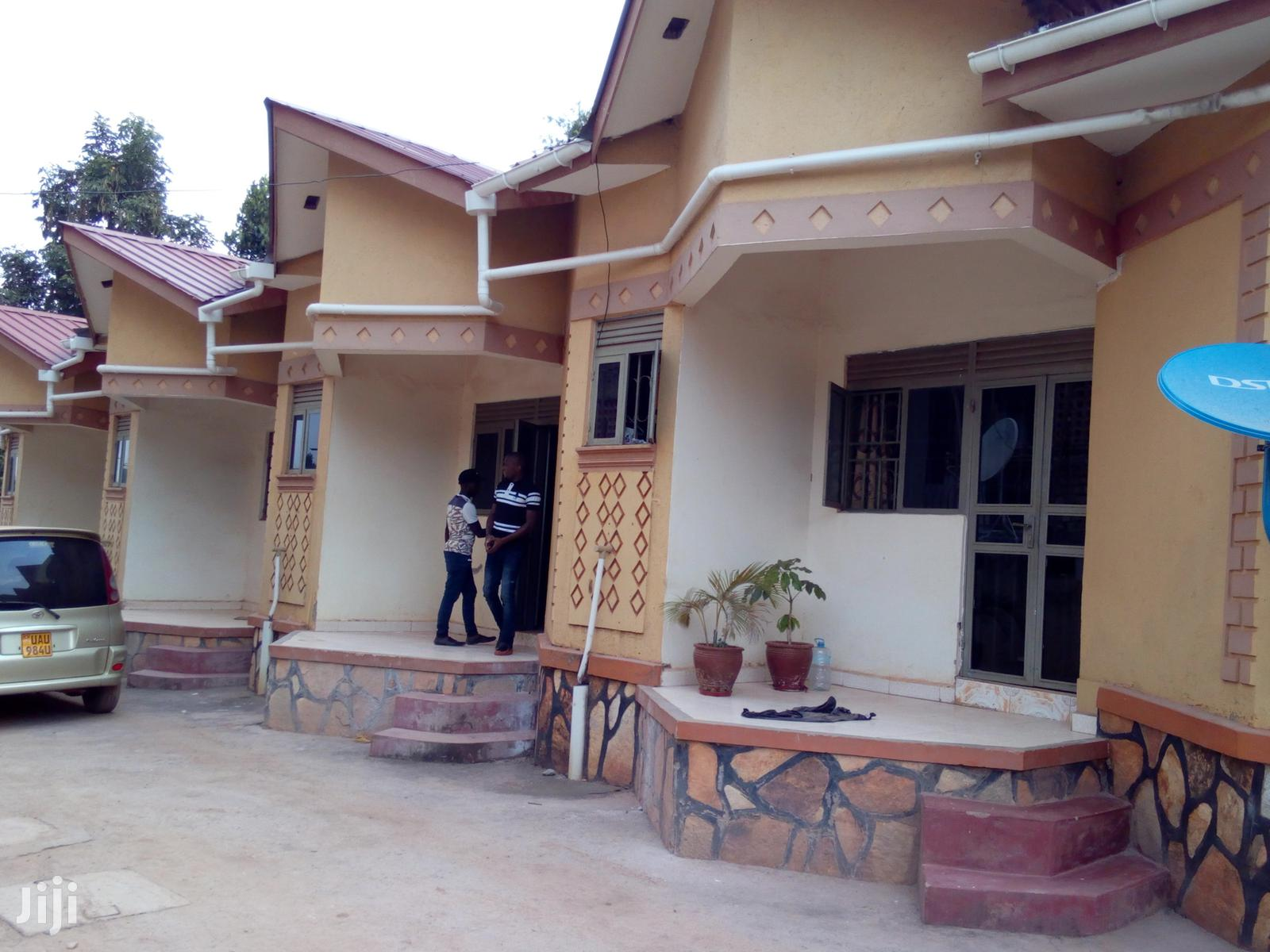 Kisaasi Self Contained Double Room House For Rent