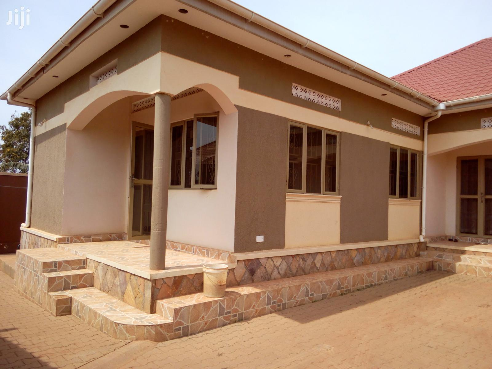 Najjera Executive Self Contained Double Room House For Rent