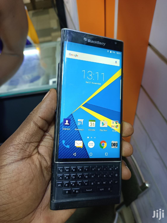 BlackBerry Priv 32 GB Black