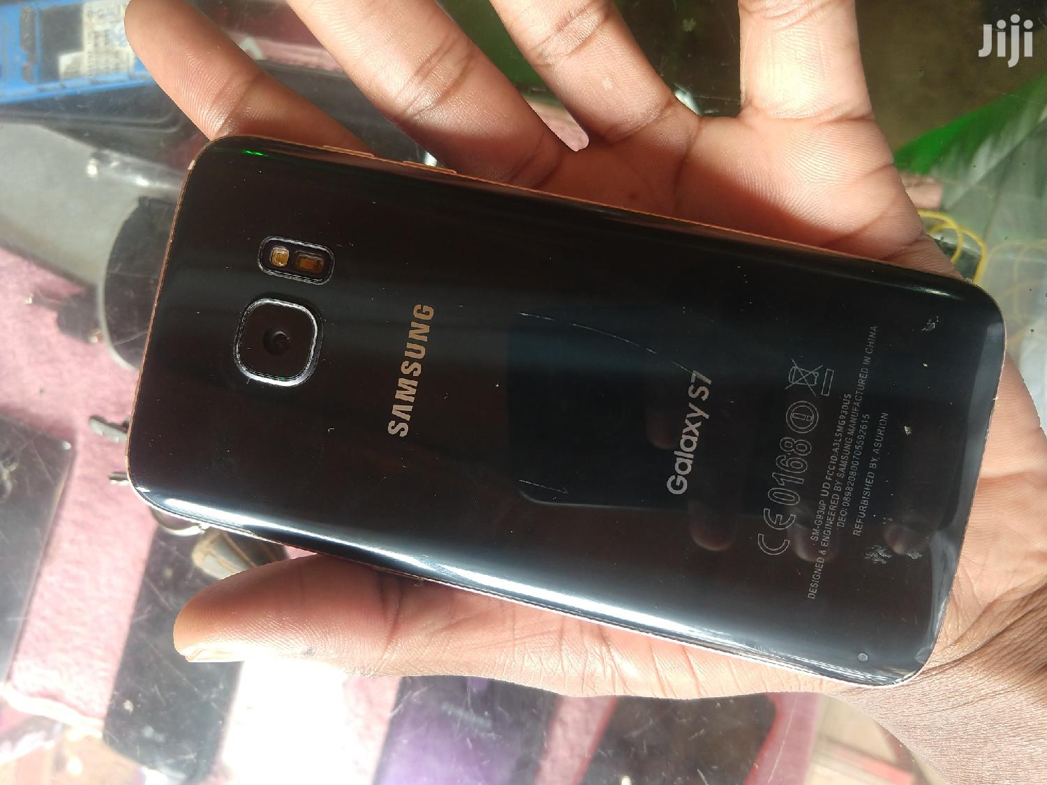 Archive: New Samsung Galaxy S7 32 GB Black