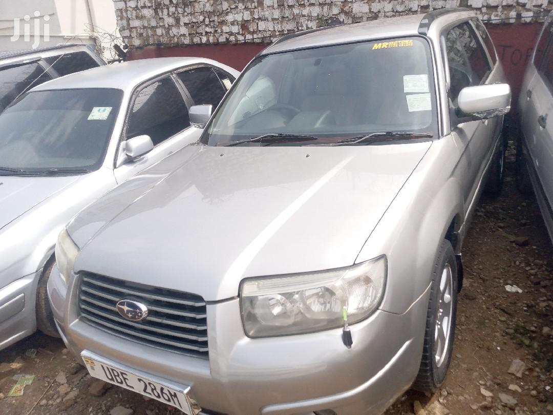 New Subaru Forester 2006 Silver | Cars for sale in Kampala, Central Region, Uganda