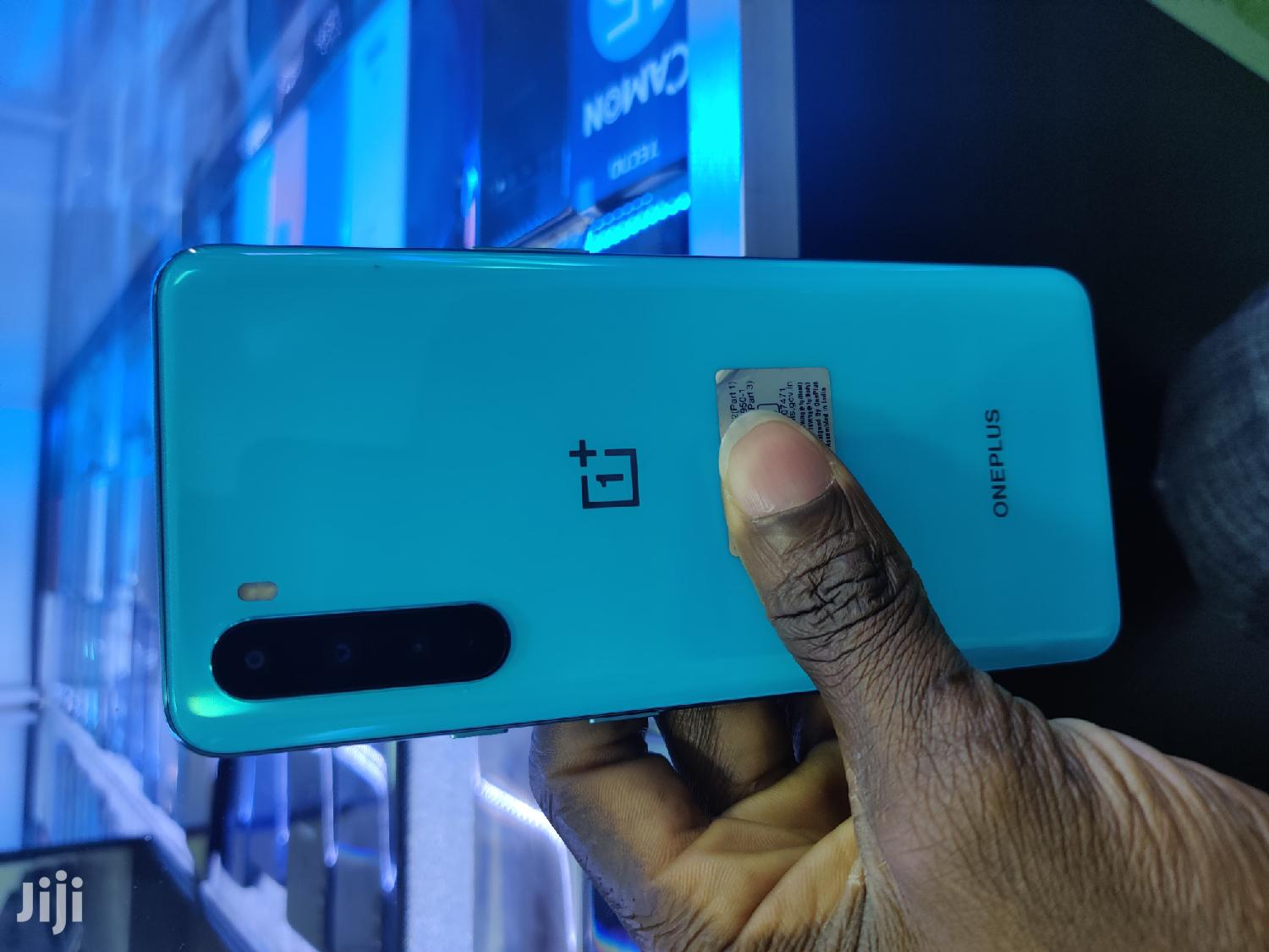 OnePlus Nord 256 GB Blue | Mobile Phones for sale in Kampala, Central Region, Uganda