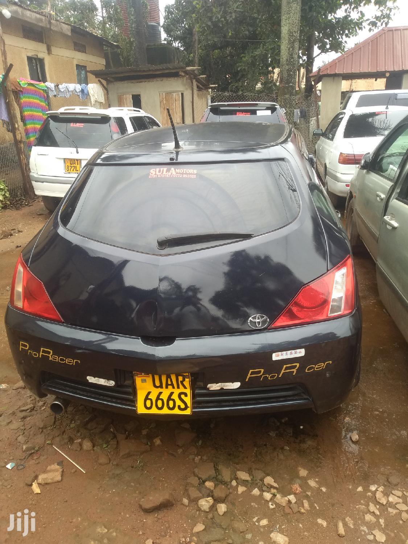 Toyota Will 2001 Black