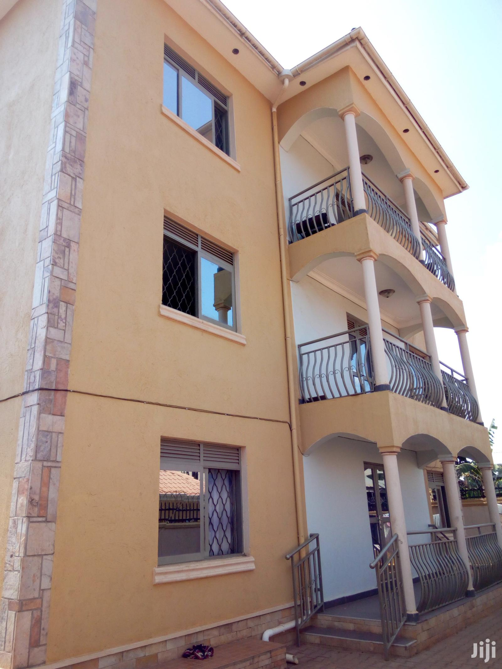 Two Bedroom Two Toilets Apartment In Kyaliwajjala For Rent