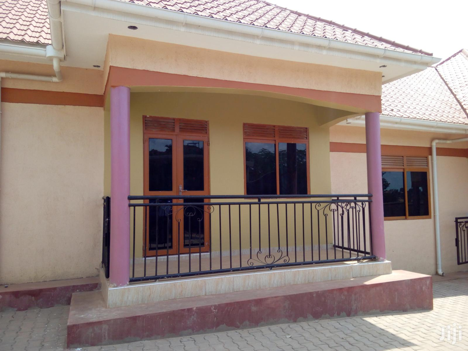 New Two Bedroom Two Toilet House In Kyaliwajjala For Rent