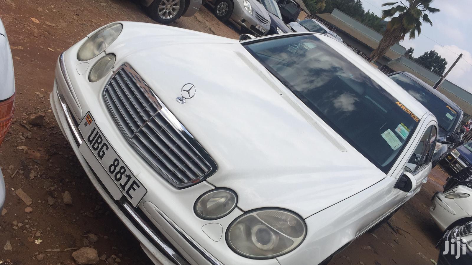 Mercedes-Benz E240 2009 Silver | Cars for sale in Kampala, Central Region, Uganda