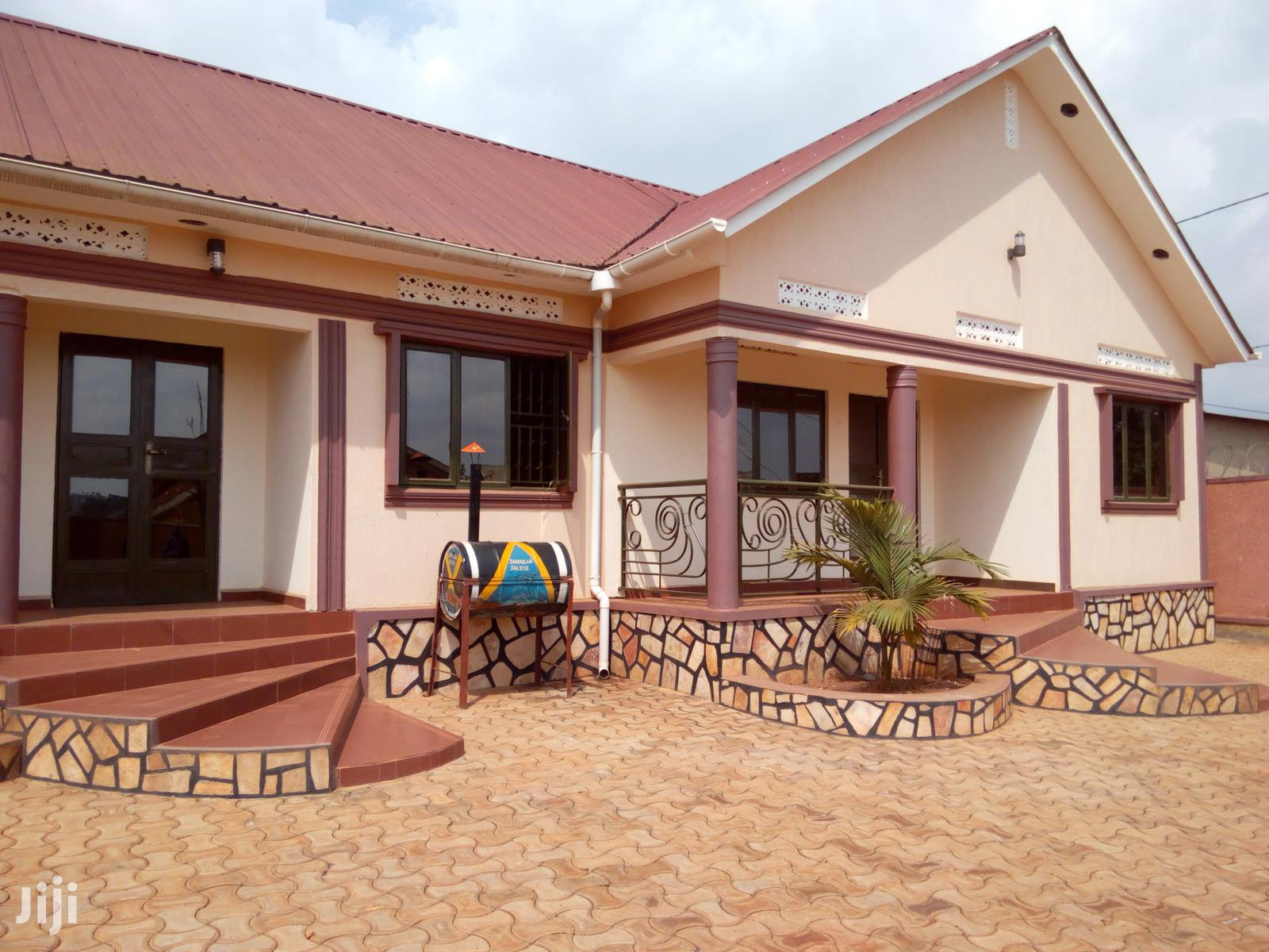 Two Bedroom Two Toilets House In Namugongo For Rent